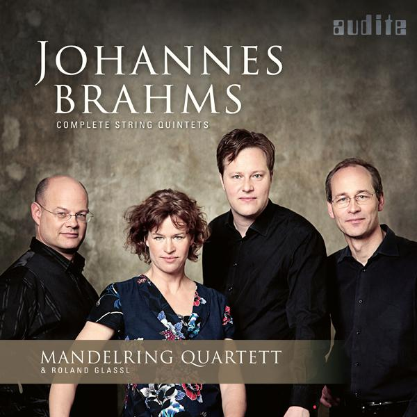 "CD cover ""Quintette"""