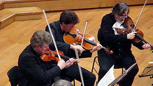 Mendelssohn-octet in Flagey/Brussels