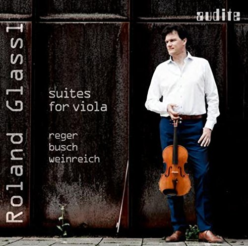 "CD cover ""Suites"""